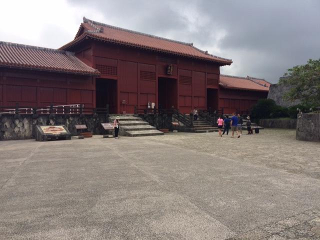 Shuri-Burg in Naha