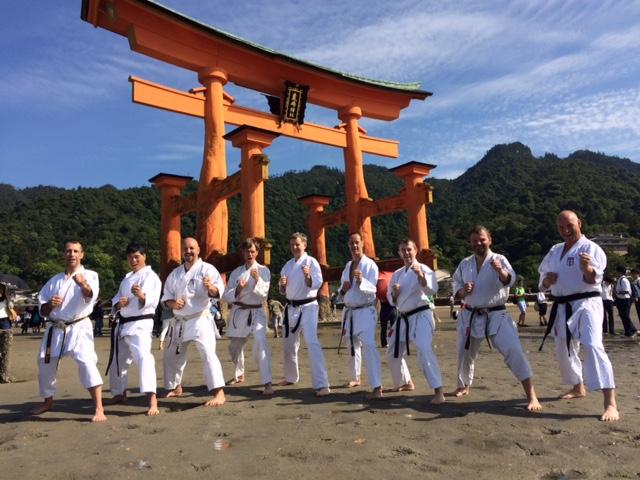 Itsukushima-jinja-Schrein, Otorii